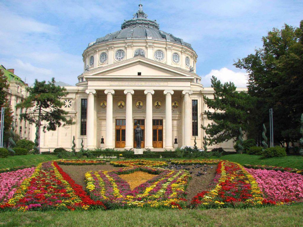 Ateneul-Roman-Bucuresti
