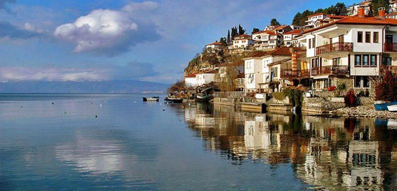 Ohrid sau Ierusalimul din Balcani, orașul de pe malul celui mai bătrân lac din Europa