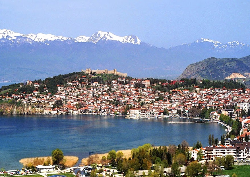 Ohrid Macedonia Balkans most beautiful landscapes eastern europe