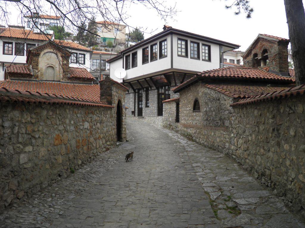 Ohrid si lacul Ohrid