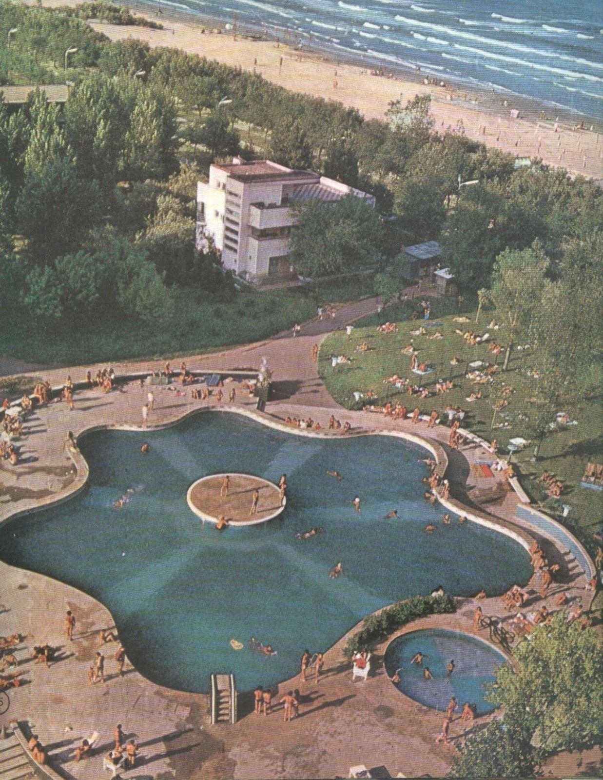piscina hotel unirea
