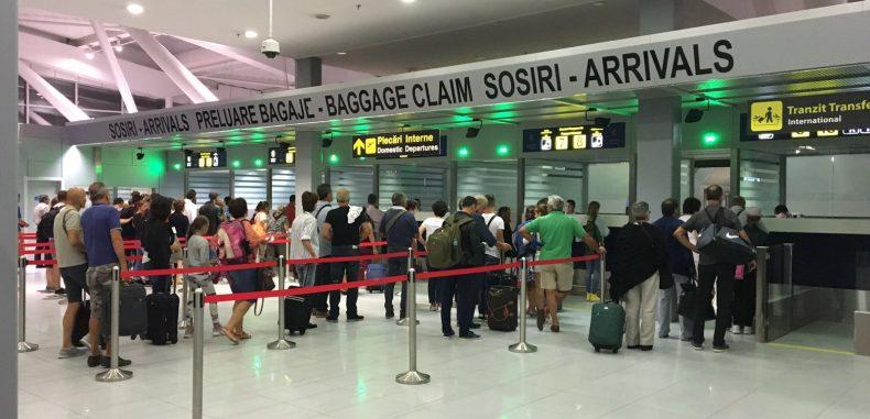 Aeroportul Henri Coandă se mărește din cauza numărului mare de călători