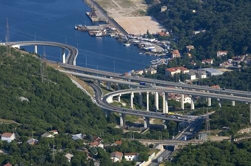 Cod portocaliu de vânt în Croația. Rafale de până la 110 km/h
