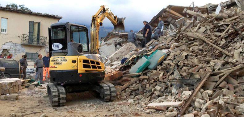 Patronatele din turism ajută victimele cutremurului din Italia