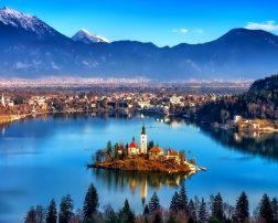 lacul bled lacuri de vis bled slovenia