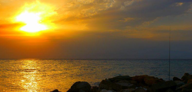 Thassos în extrasezon, insula eternului concediu… chiar și dacă arde insula