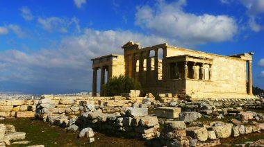 turiști cu repetiție grecia atena acropolis