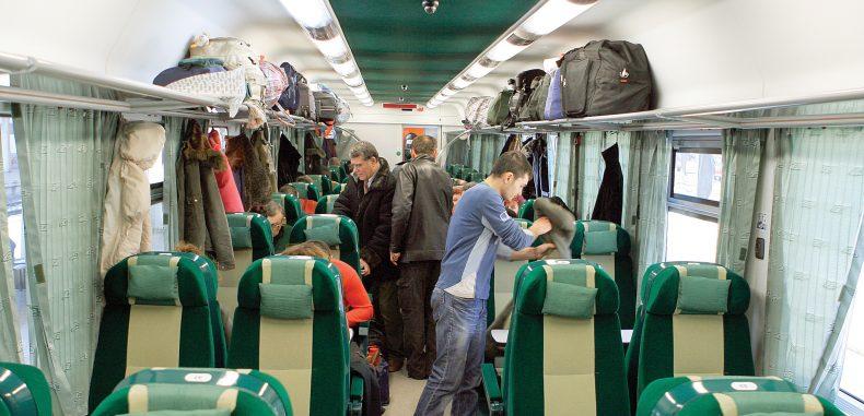 Călătoria cu trenul în România, senzații tari marca CFR Călători