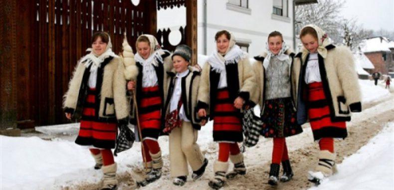 Crăciun în Maramureș, reîntoarcerea la datinile de altă dată