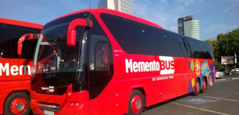 Memento Bus lansează curse speciale spre Festivalul Electric Castle