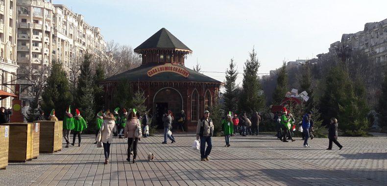 Târgul de Crăciun București se va deschide vineri, pe 30 noiembrie, la orele 19.00