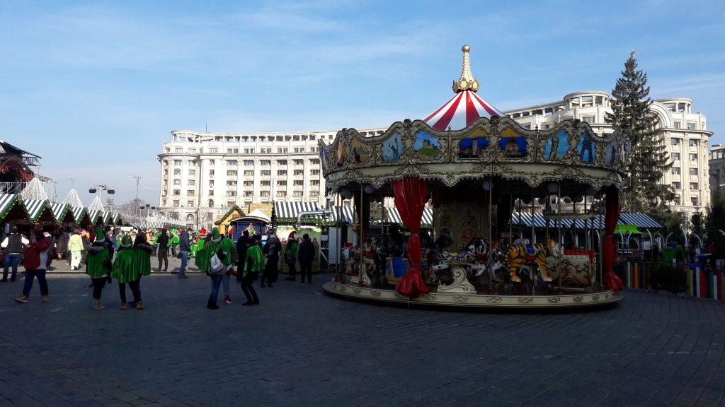 Târgul de Crăciun București