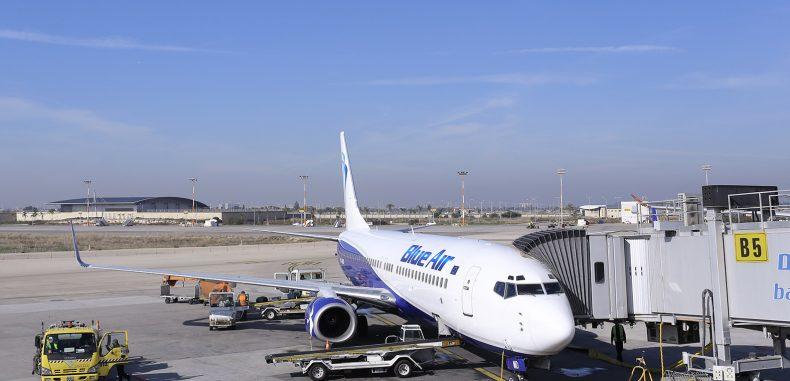Blue Air lansează trei zboruri noi in 2018