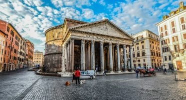 city break valentines day roma