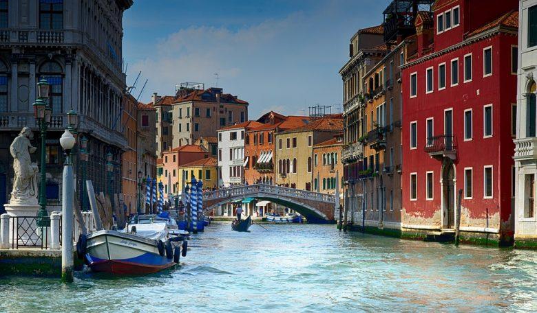 city break veneția