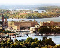 bilete de avion stockholm