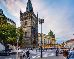 city break romantic praga