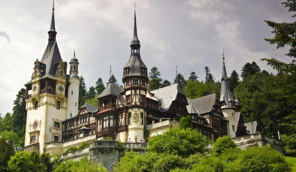castele și cetăți din România