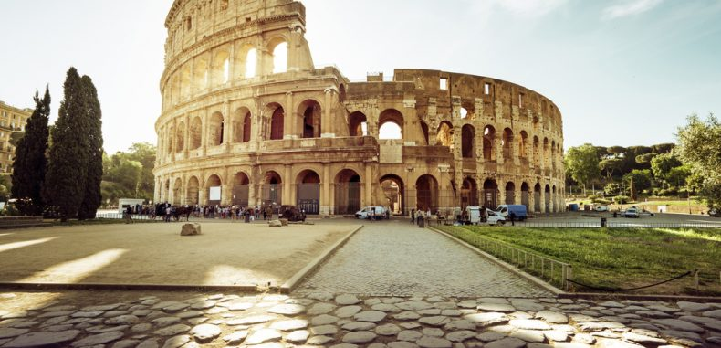 City break la Roma: 62 euro (cazare 3 nopți + bilete de avion)