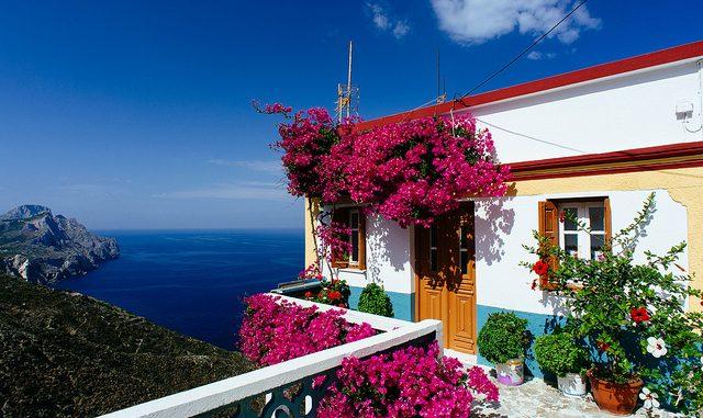 Insula Karpathos – concediu ieftin într-un paradis exotic și sălbatic