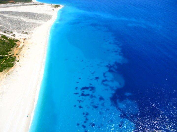 Plaje albania plaja dhermi preturi albania