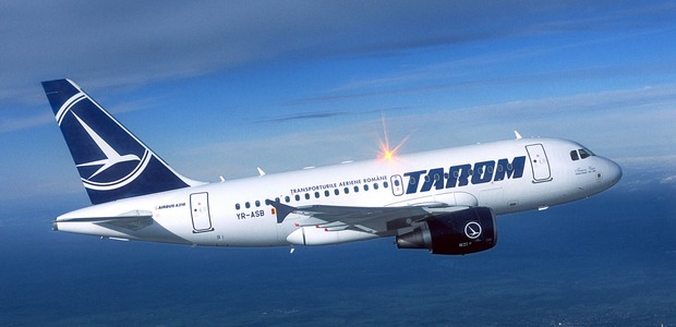 Ofertă aniversară Tarom: bilete de avion la 39 de euro pe rutele interne, în decembrie