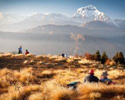 trekking în nepal