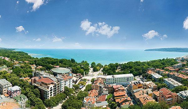 Varna, geamăna mai frumoasă a Constanței