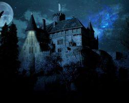 castele bântuite din Romania