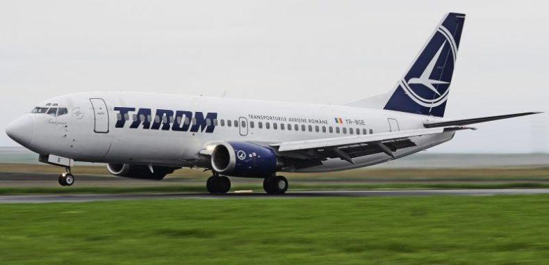 Tarom lansează oferta de toamnă pentru bilete de avion