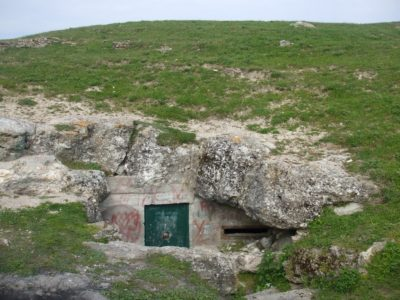 peștera limanu
