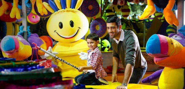 Modhesh World Dubai, destinatie de vara pentru copii