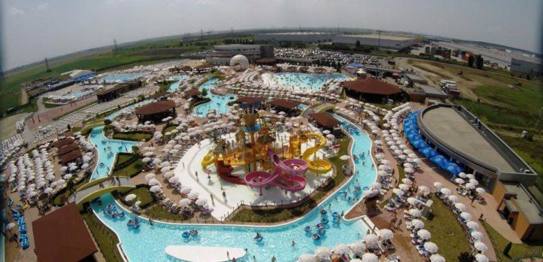 Se deschide Divertiland Water Park, cel mai mare parc acvatic din România