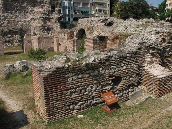 istoria tomisului baile romane constanța