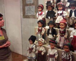 păpuși barbie românești