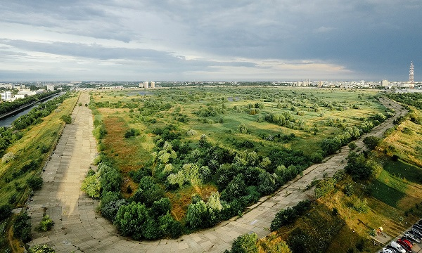 A doua deltă a României, explorată pe bicicletă