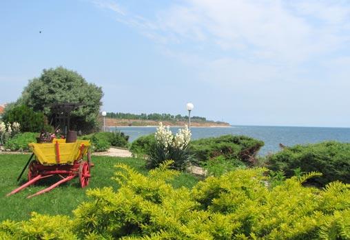 Krapets, paradisul bulgăresc în care te poți confesa mării