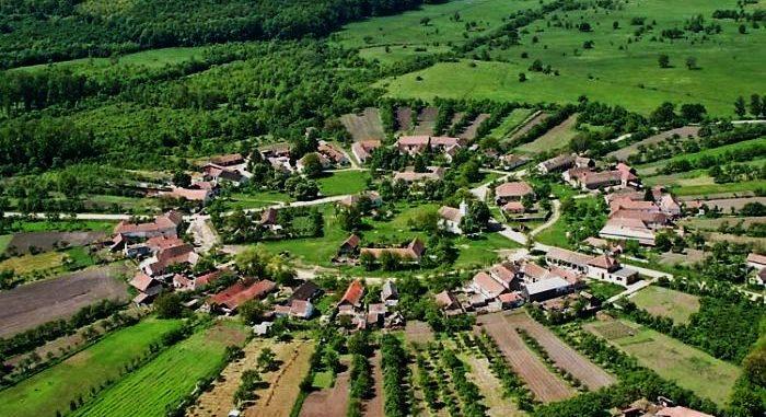 Charlottenburg – satul rotund al celor 32 de familii