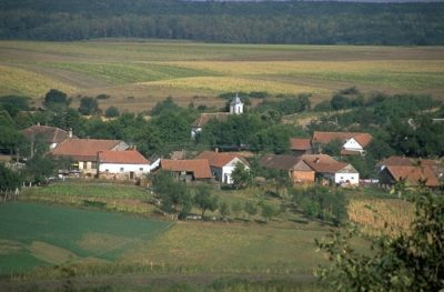 Charlottenburg satul rotund din romania