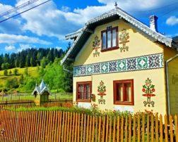 satul ciocănești