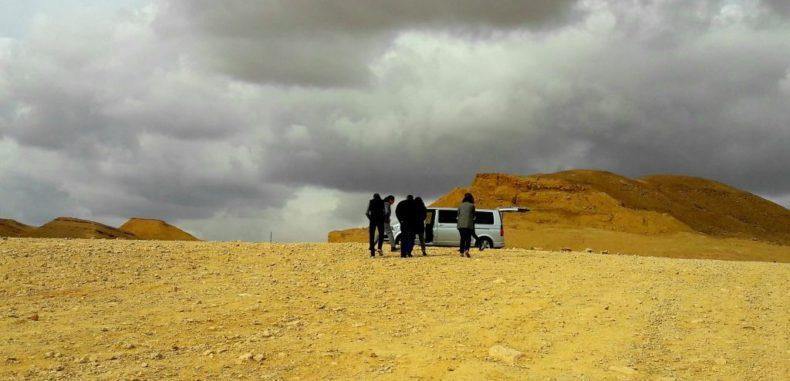 Civilizația pământului, fascinantul drum prin deșertul israelian