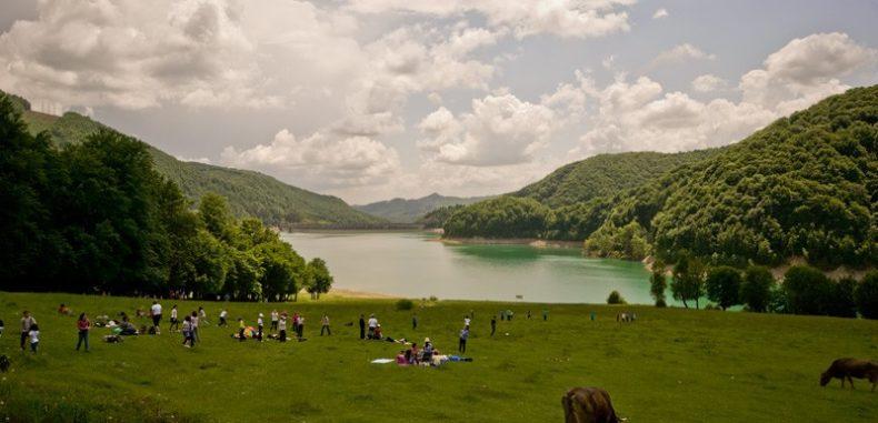 Valea Doftanei, relaxare într-un paradis autohton