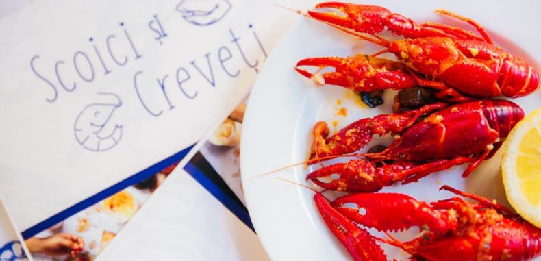 Noul restaurant Scoici și Creveți readuce bucuria de a lua o cină în doi