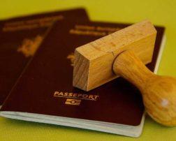 serviciile de pașapoarte