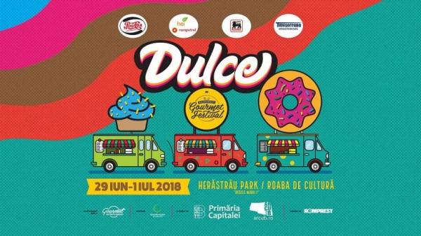 Cel mai mare festival de dulciuri street food din România, în Parcul Herăstrău