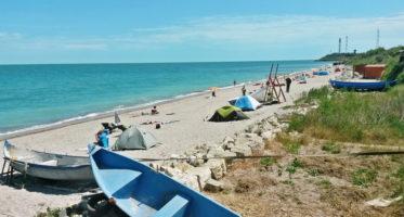plaja tuzla Românii au mai dezvirginat o plajă și au stricat-o de tot