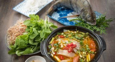 Festivalul Borșului de Pește al Deltei Dunării