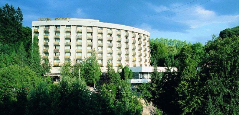 Hotelul Făget din Sovata se închide pentru upgrade și modernizare