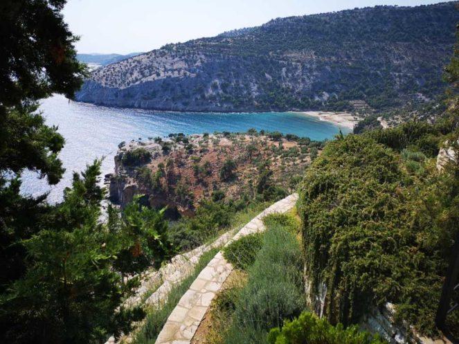 drumul spre thassos, drum romania thassos, concediu in thassos, cazare în thassos