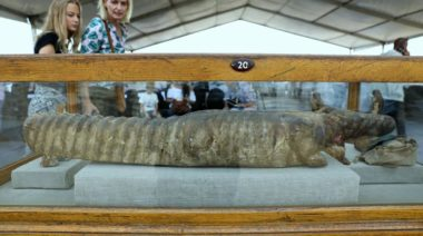 Egipt Morminte vechi de peste 6.000 de ani (1)
